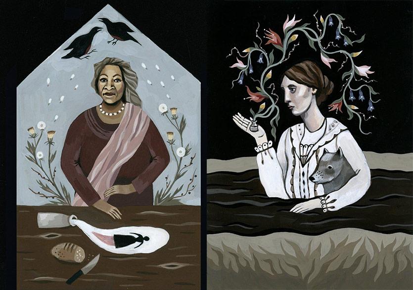 """""""Edebiyatın Cadıları"""" Kimlerdir?"""