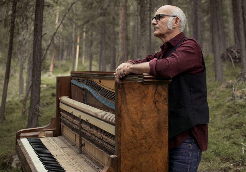 """Ludovico Einaudi'nin Yeni Albümü """"Cinema"""" Yayımlandı"""