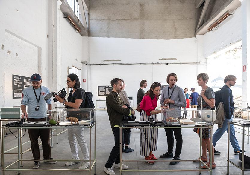 İstanbul Tasarım Bienali, Milano Tasarım Haftası'nda!