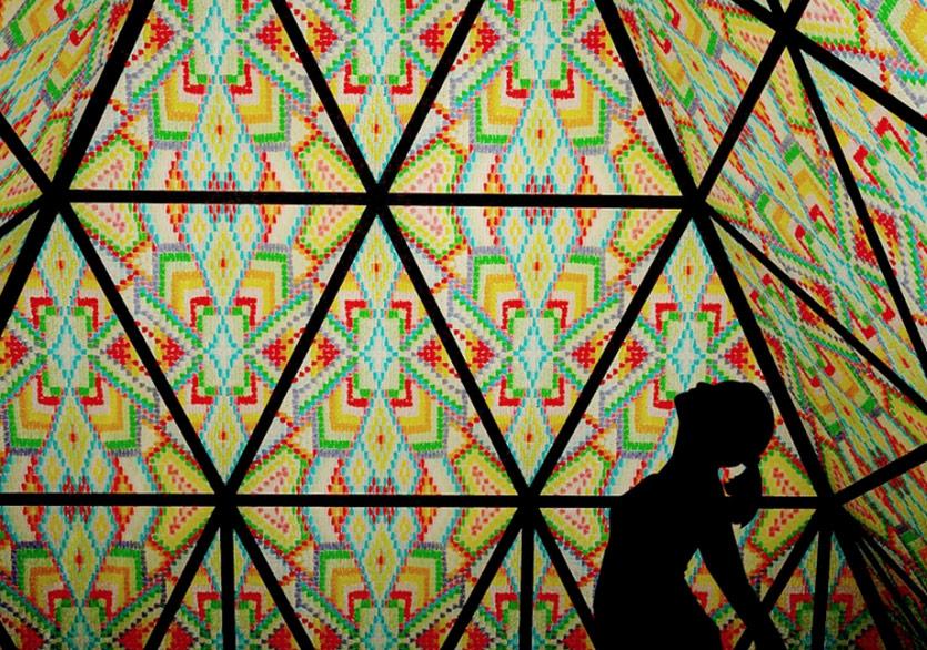 Burning Man'de Jelibonlar