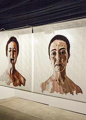 Yeni, Genç, Ulaşılabilir Sanat: Mamut Art Project'15 by Akkök