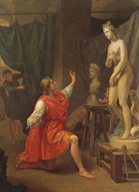 Pygmalion: Bir Kadın Yaratmak ve Onunla Aşka Düşmek