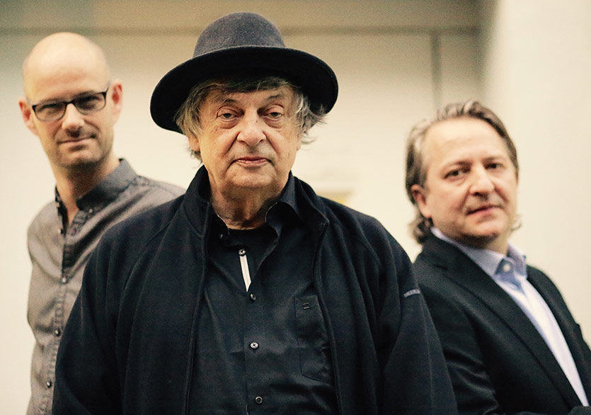 Philip Catherine Trio İstanbul'a Geliyor