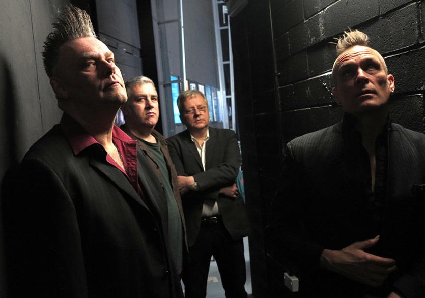 The Membranes'in Son Albümündeki Şarkılar Remikslendi