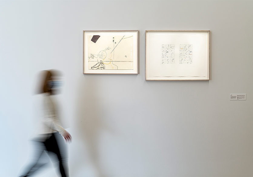 Melih Fereli ve Laura Kuhn, John Cage'in Pratiği Üzerine Konuşacak