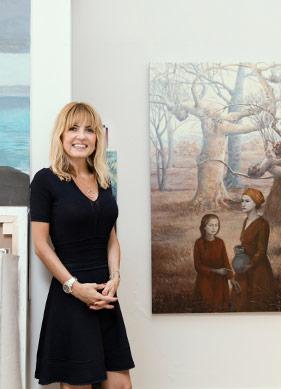 Sanat ve Sanatçının İzinde: İyilik İçin Sanat Derneği