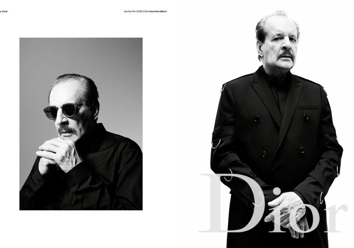 Dior Homme'un Disiplinlerarası Ünlüleri
