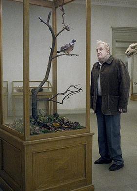 Sinema ve Edebiyat: Güvercinin Seyredişi