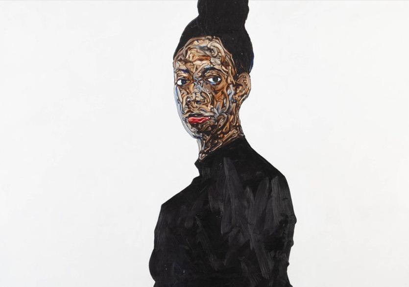 The Guggenheim Museum Bir Amoako Boafo Portresi Satın Aldı