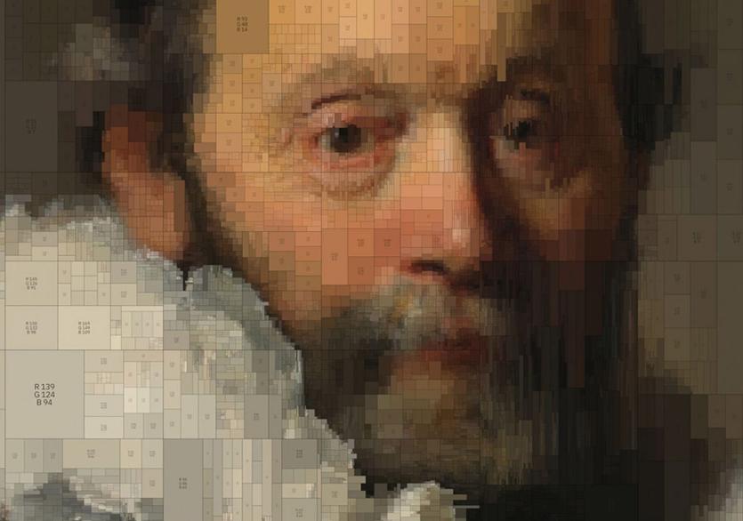 Algoritmalarla Yaratılan Tarihi Portreler