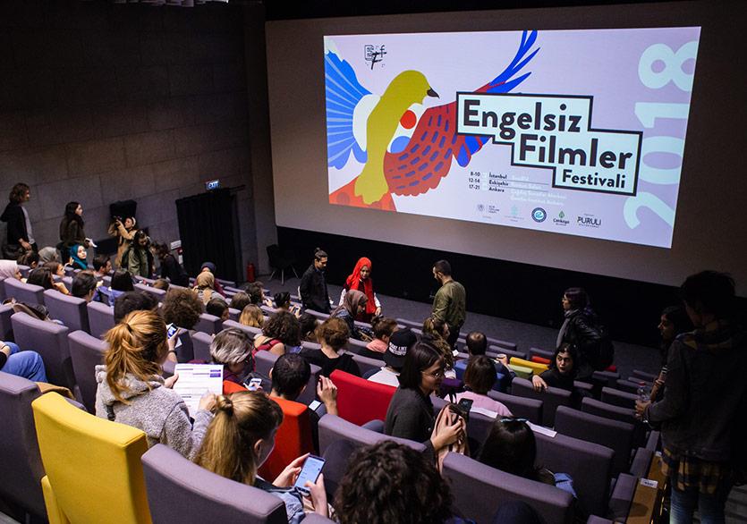Engelsiz Film Festivali Bu Sene 7. Kez Sinemaseverleri Bekliyor