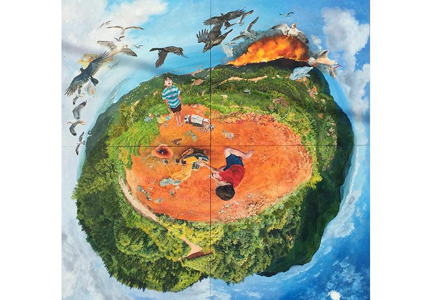 Habitatlarının Dönüşümü