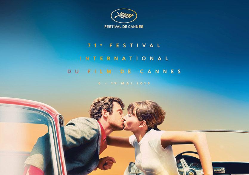 71. Cannes Film Festivali'nin Resmi Posteri Yayımlandı