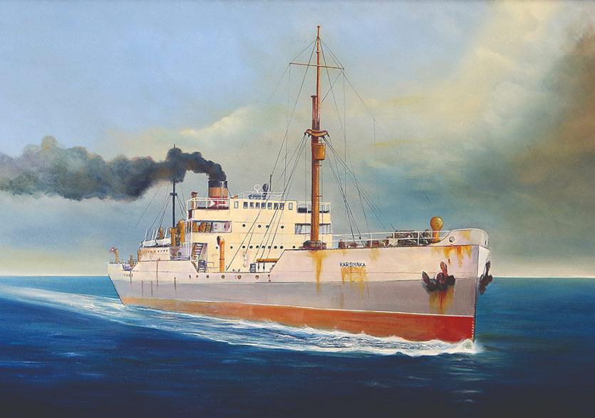 Buharlı Gemilerin Hikâyesi