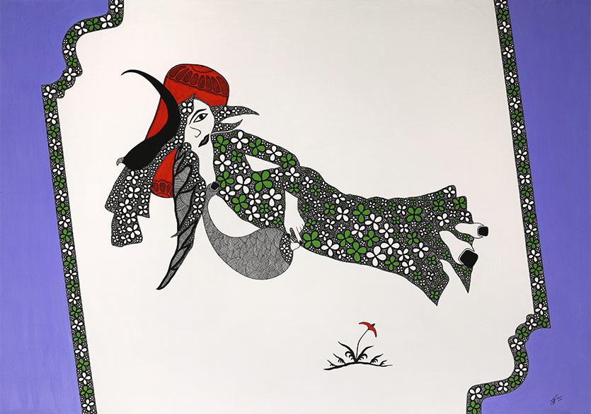 Anadolu'dan İlhamla Sürreal Eserler
