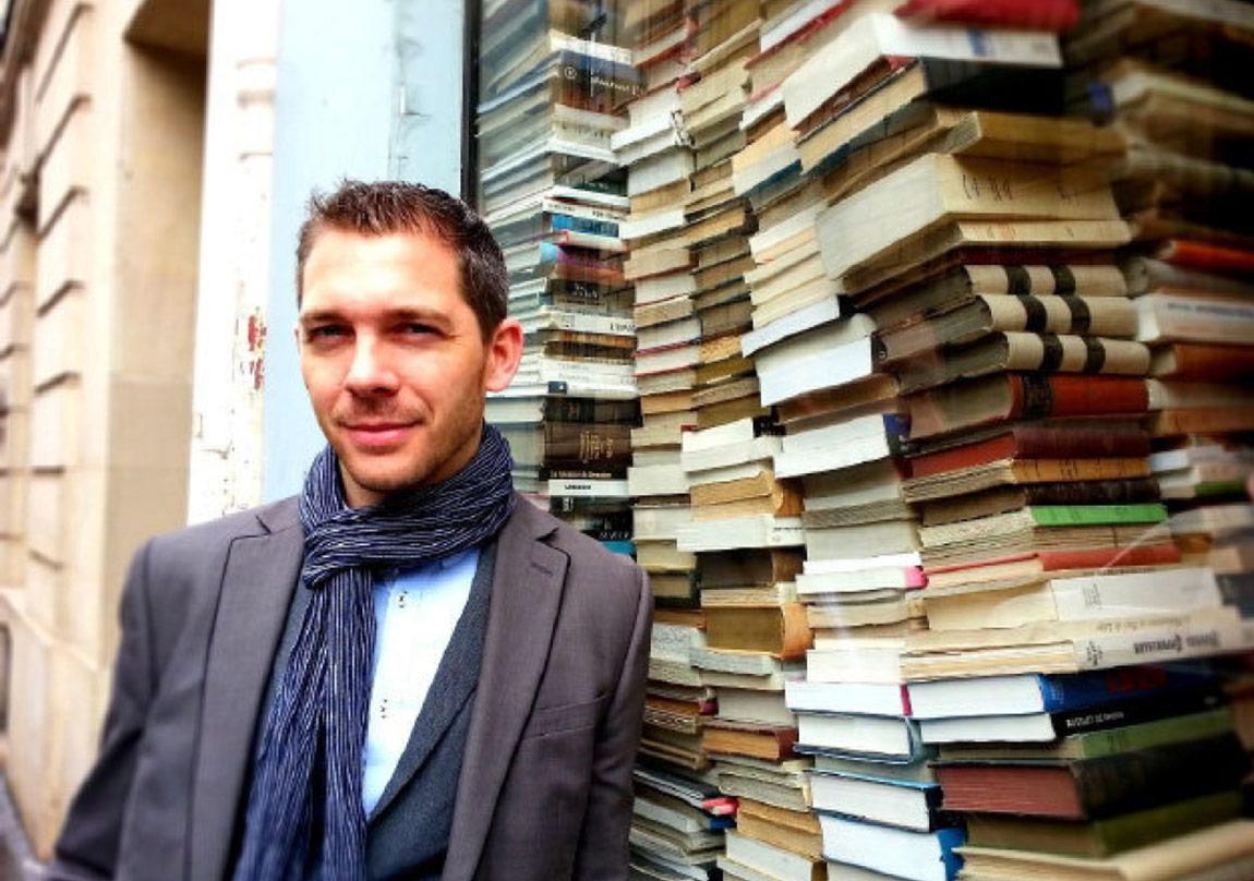 Notre Dame de Sion Liseliler Edebiyat Ödülü Romain Puértolas'ın Oldu