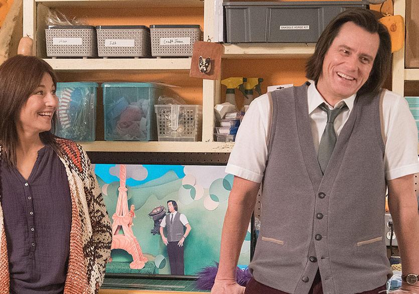Jim Carrey'nin Merakla Beklenen Dizisinden Fragman!