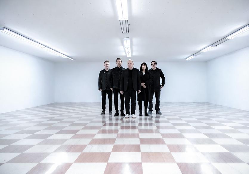 New Order'dan 5 Yıl Sonra Geri Dönüş: Be A Rebel