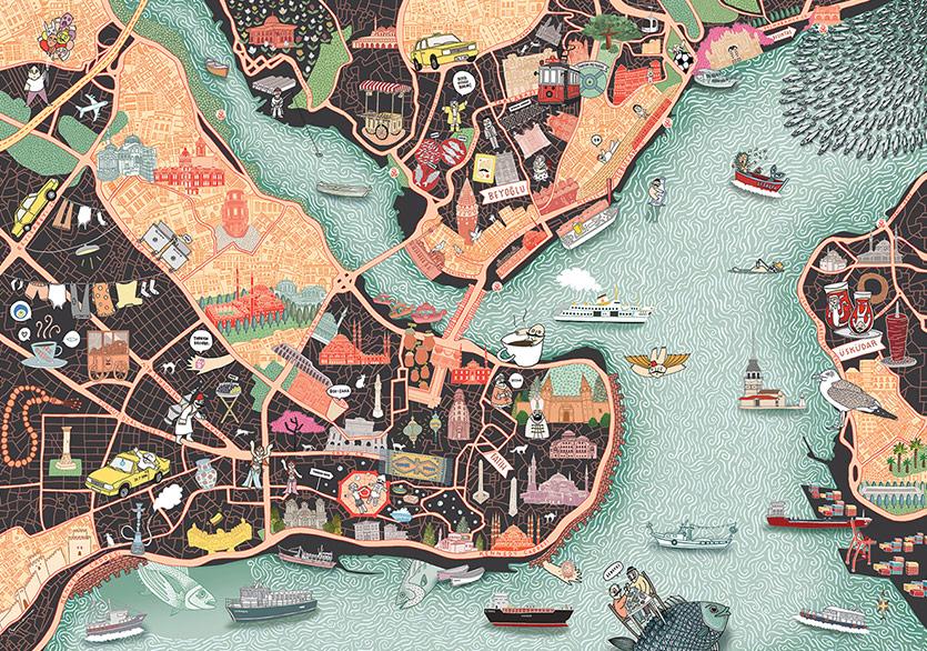 İstanbul Art Map Mart Sayısı Çıktı!