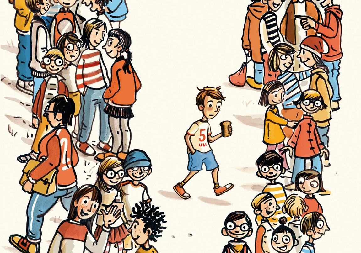 Değişen Hayatın Çocuklar Üzerindeki Etkisi: Görünmez Uli