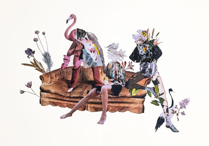 Üç Farklı Kişisel Sergi Anna Laudel Contemporary'de