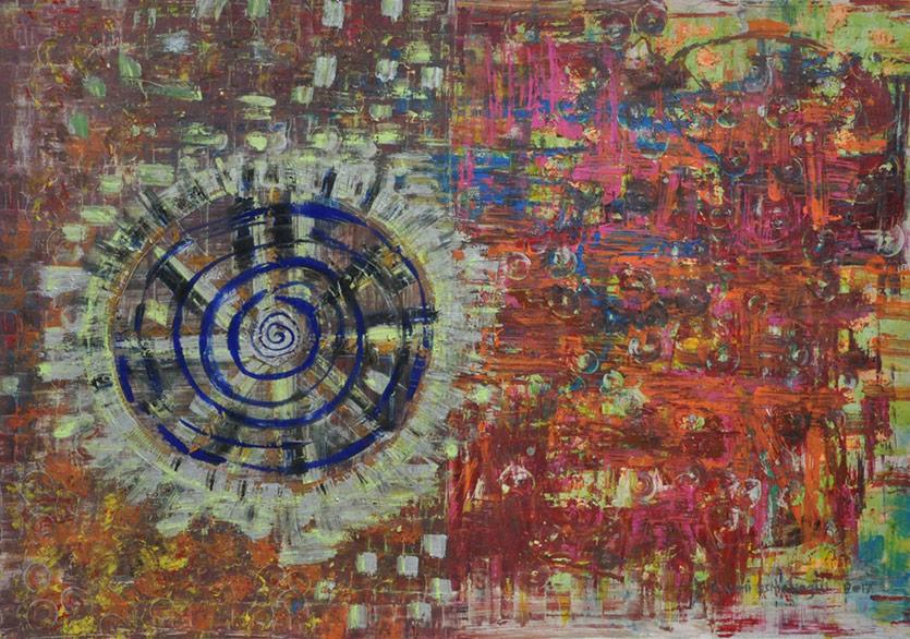 Ayşe Adile Nami Osmanoğlu Tars'ın Sergisi Gama Art Gallery'de