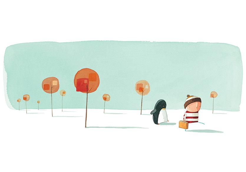 Oliver Jeffers'ın Resimli Kitapları İlk Kez Türkçede