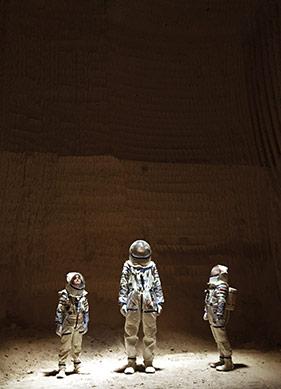 Berlin'de Bir Mars Distopyası