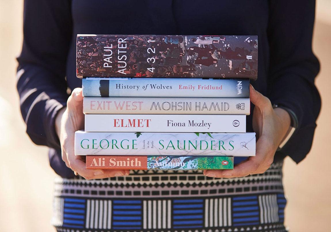 2017 Man Booker Kısa Listesi Açıklandı!