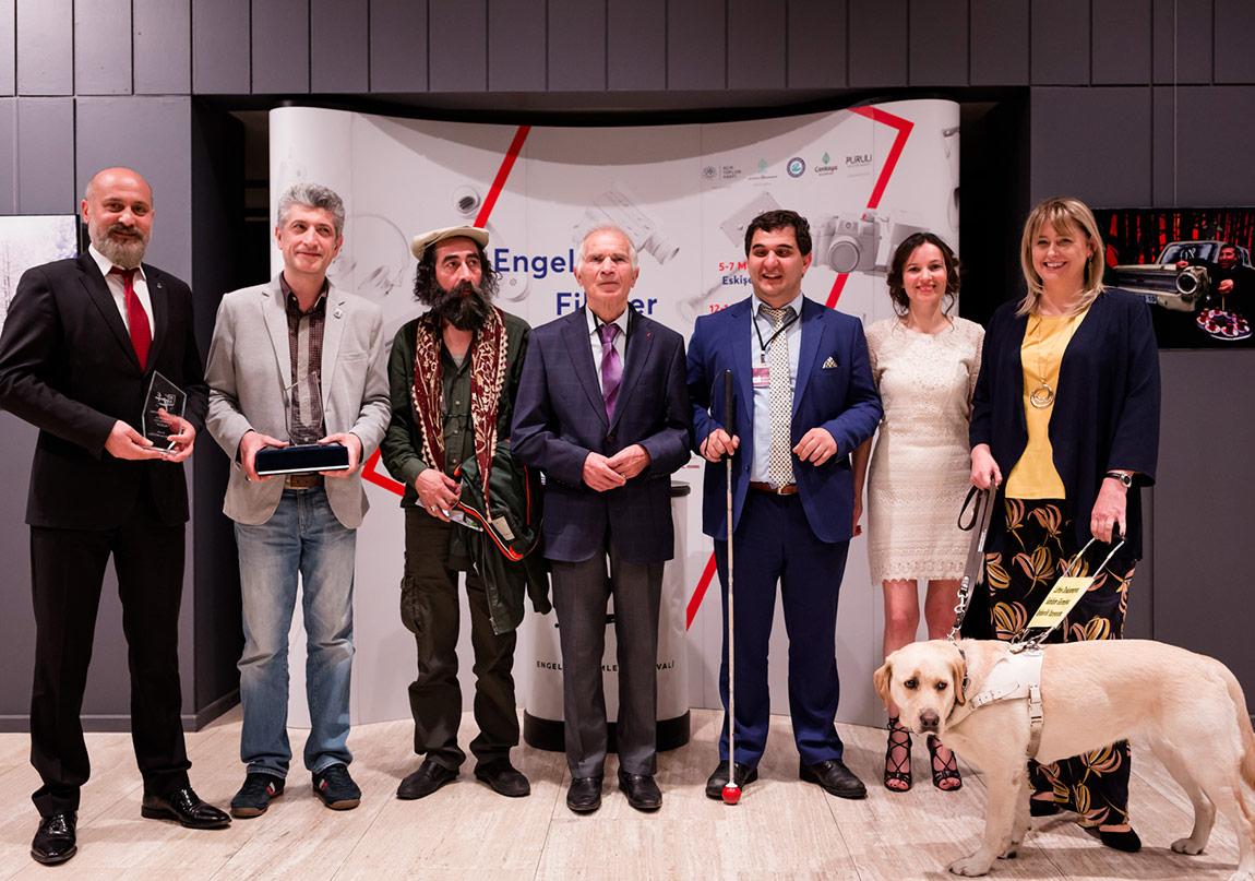 Engelsiz Filmler Festivali Ödül Töreni Gerçekleşti
