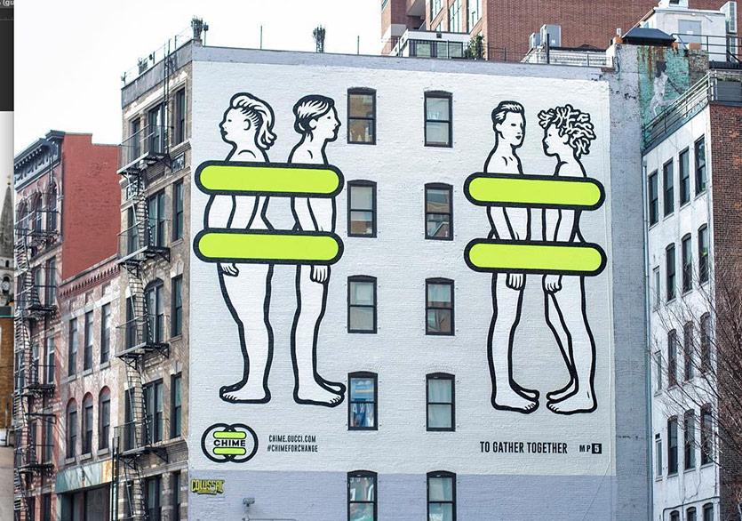 Gucci'den Cinsiyet Eşitliği Kampanyası