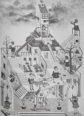 Zıtlıkların 'Bir' Olduğu Sezgisel Tapınak
