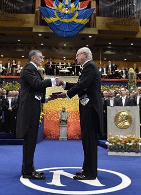 """""""Aziz Sancar'ı 20 Yıl Önce Nobel'e Aday Göstermiştim!"""""""