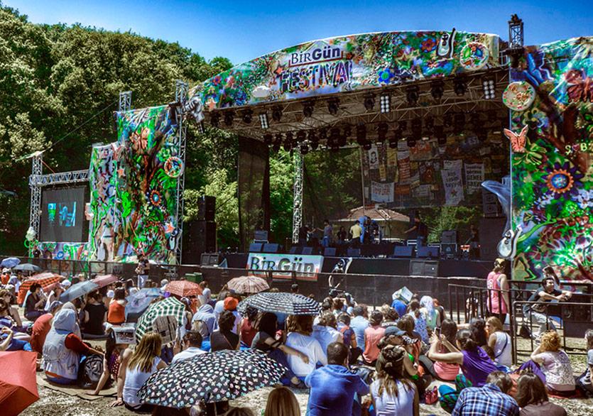 BirGün'lük Festival 3 Eylül'de LifePark'ta