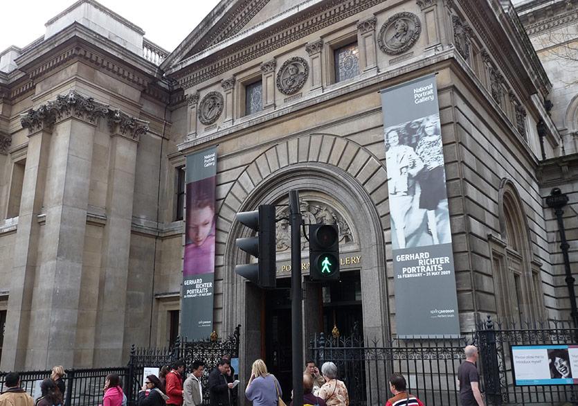 İngiltere'de Sanatçılardan National Portrait Gallery'ye Çağrı
