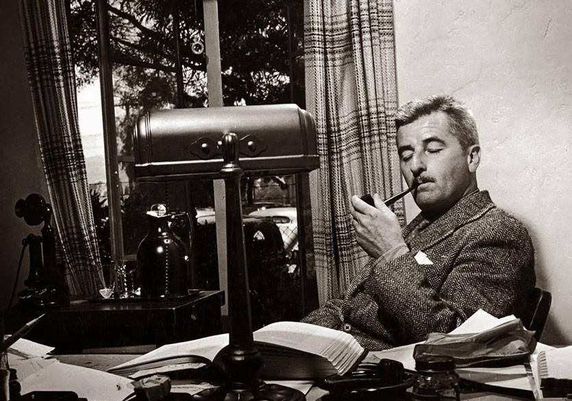 """William Faulkner """"Uzak Mesafeli Yakın Okumalar""""da"""