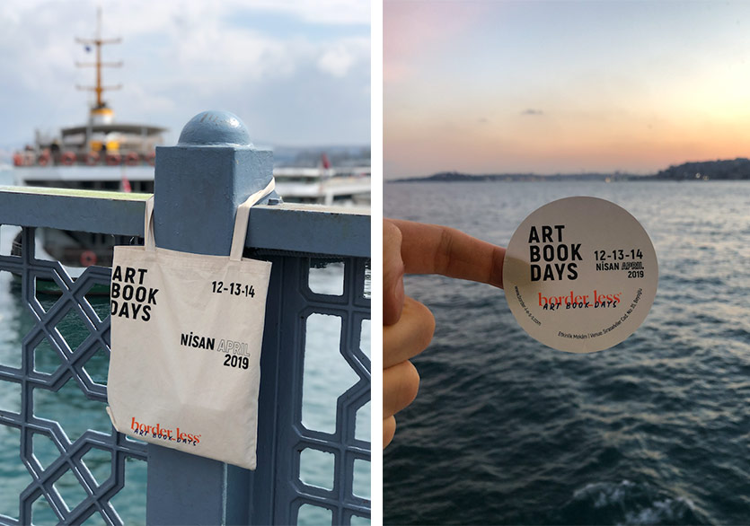 border_less Art Book Days başlıyor!