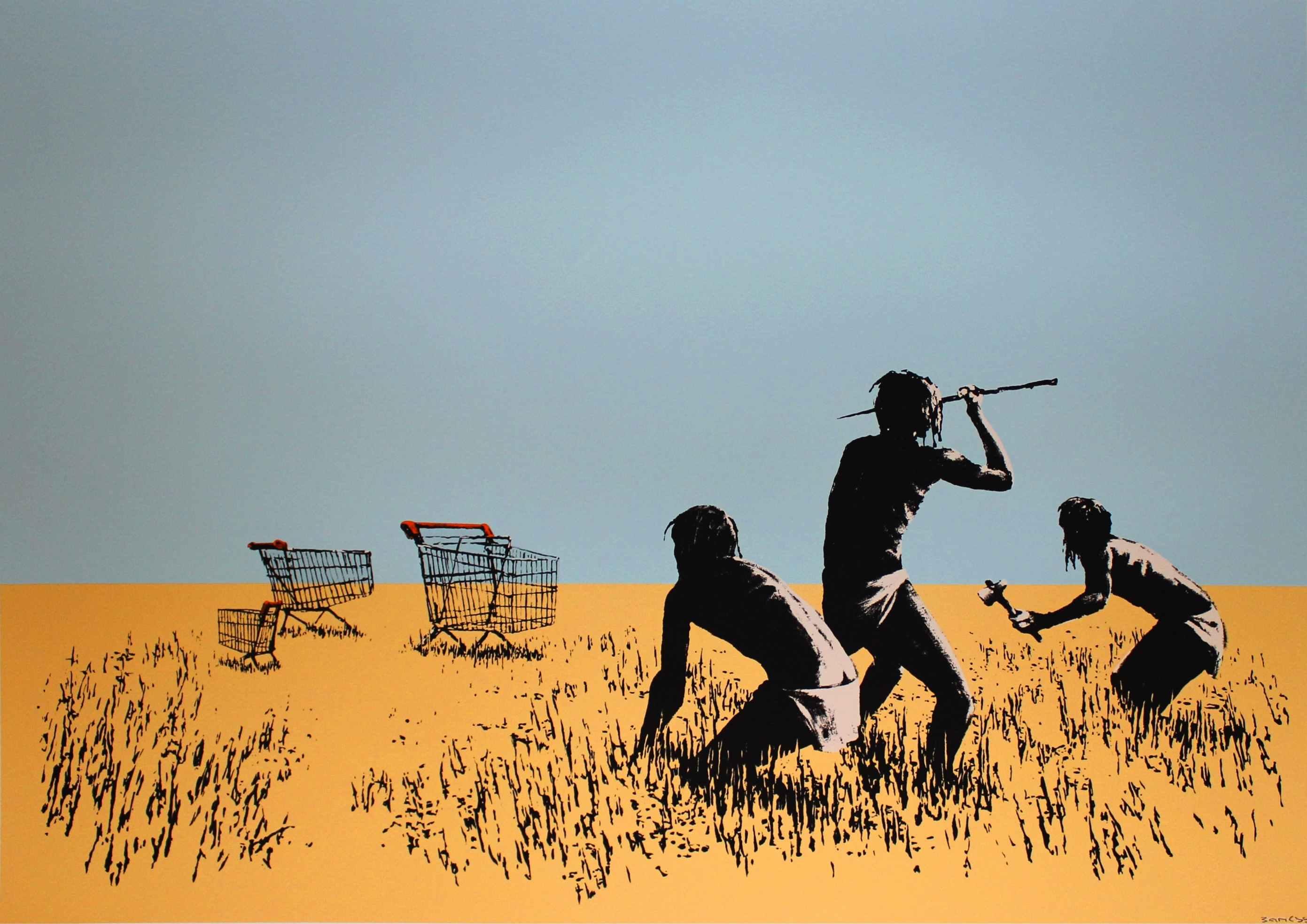 Banksy'nin Eserini Kim Çaldı?