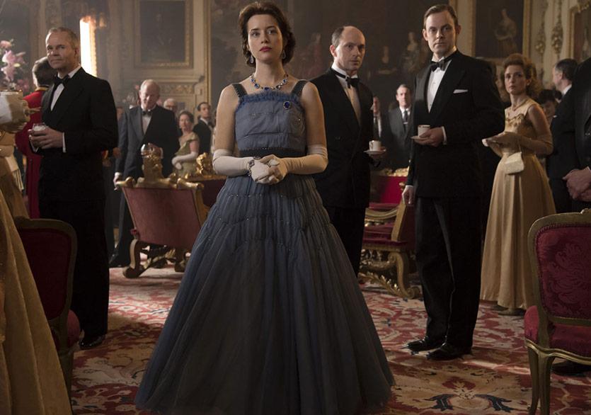 The Crown'un 3. Sezon Resmi Fragmanı Yayımlandı