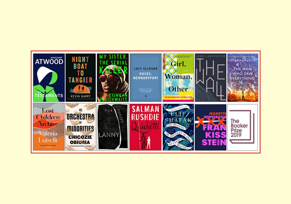 Booker Ödülü 2019'un Uzun Listesi Açıklandı