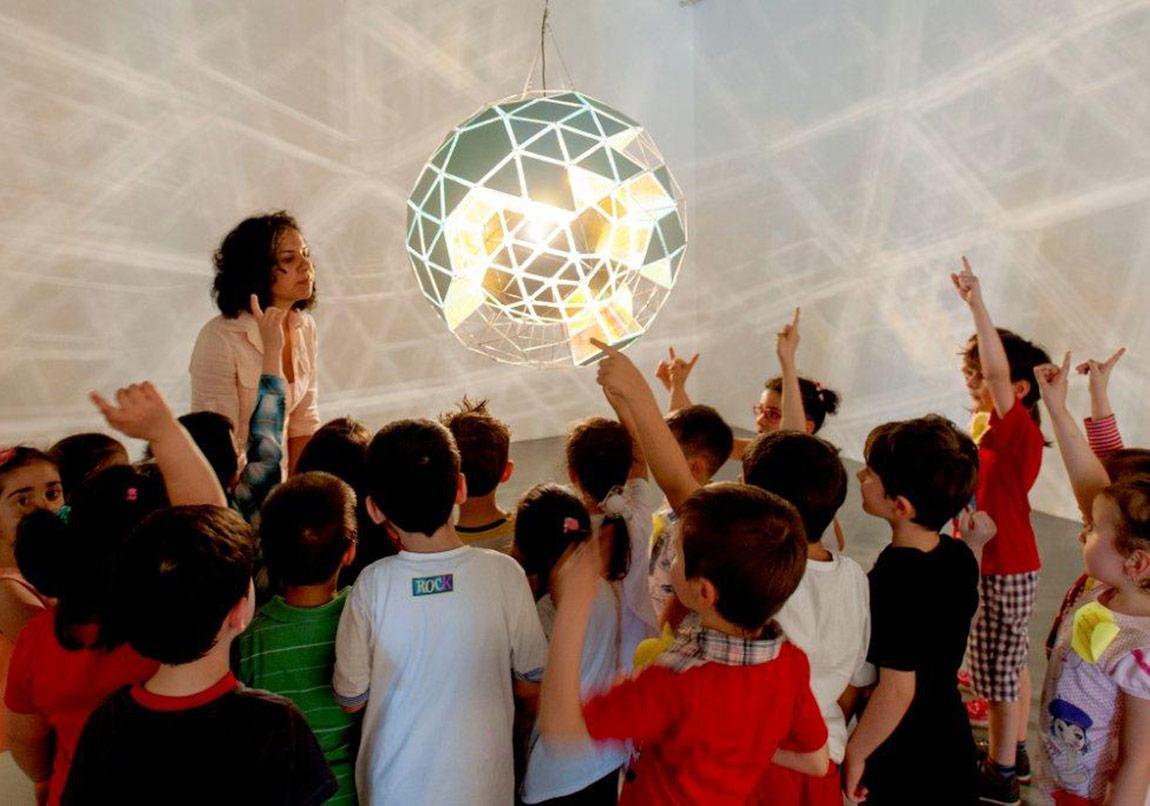 Çocuklar İçin Sanatın Fiziği