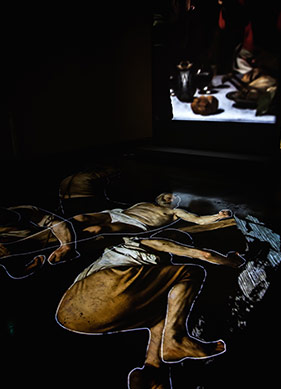 Caravaggio'nun Eserleri Canlanıyor