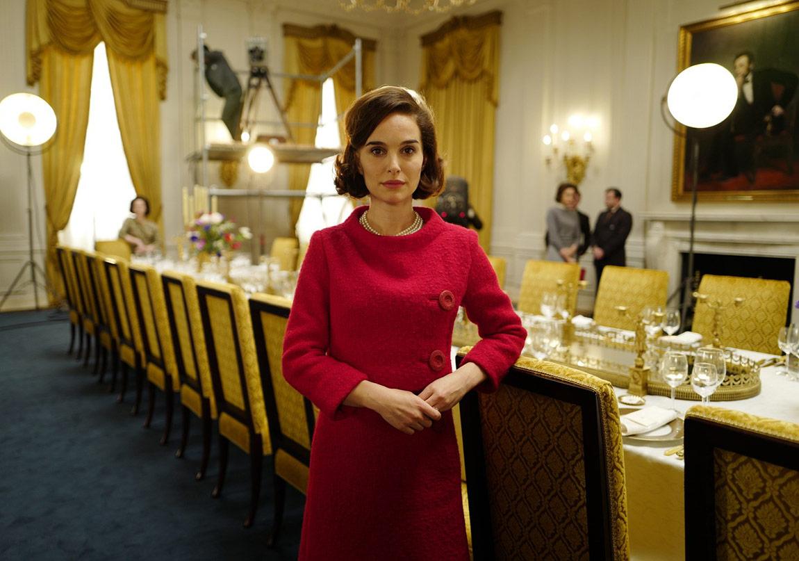 Natalie Portman'lı Jackie Filmi 11 Ocak'ta!