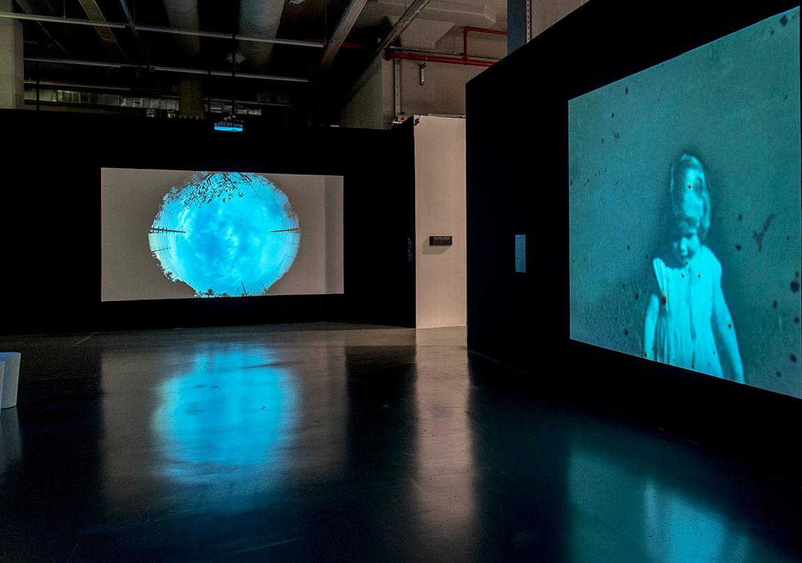 Teknoloji Teması Kapsamında Uluslararası Sanatçı Filmleri