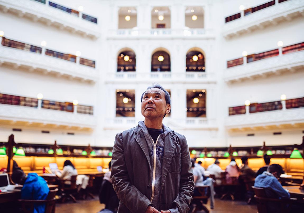 """Murakami'den Meslek Olarak """"Yazarlık""""a Dair"""