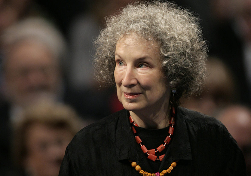 "Margaret Atwood'un ""Kalp Gidince""si Türkçede"