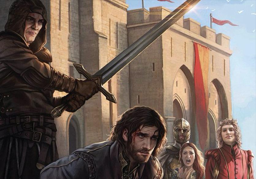 Game of Thrones'un Çizgi Romanı Geliyor