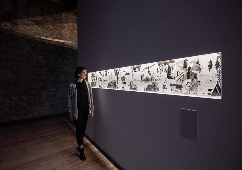 Venedik Bienali Türkiye Pavyonu Açıldı