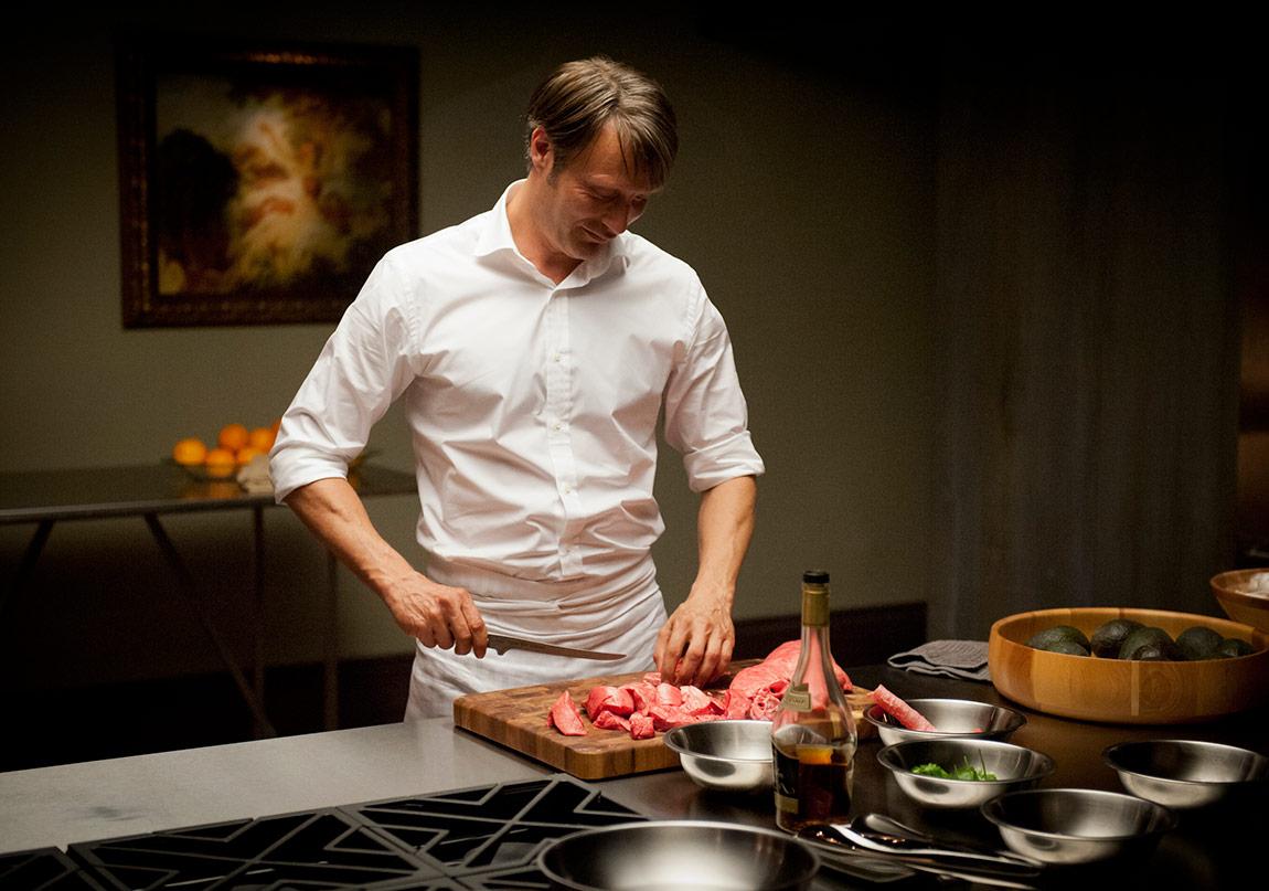 Hannibal'ın Yemek Kitabı Geliyor