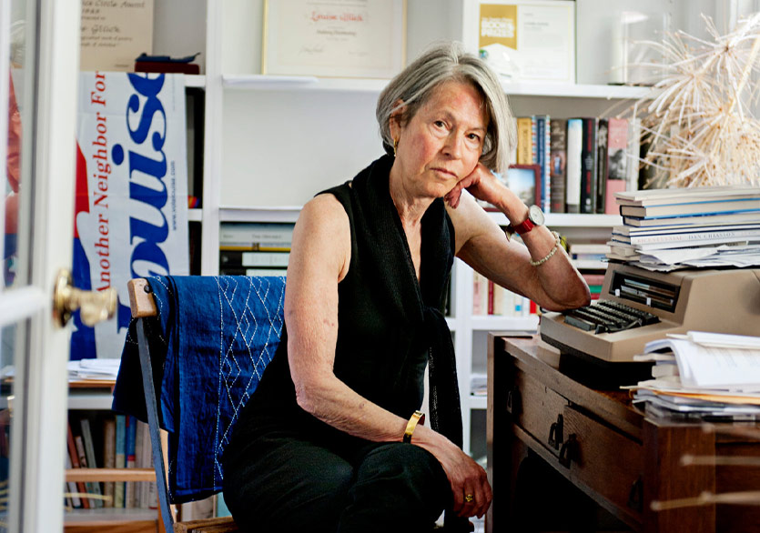 Nobel Edebiyat Ödülü'nün Bu Yılki Sahibi Louise Glück'ün Yeni Şiirleri 2021'de Yayımlanacak